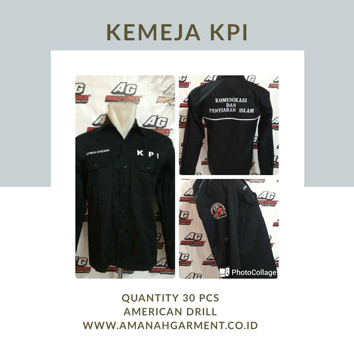 bordir baju Tangerang